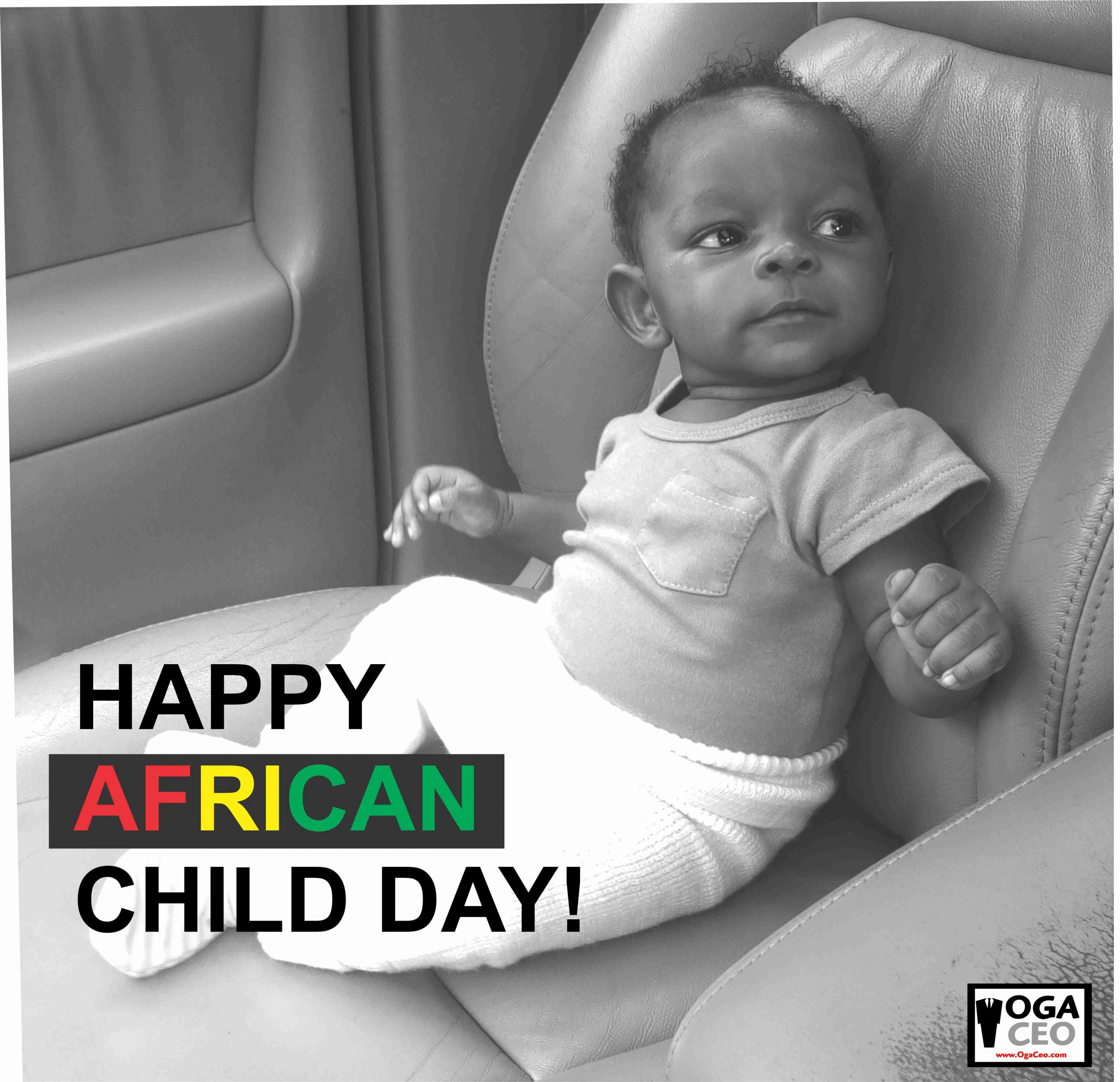 EPISODE 11: AFRICAN CHILD DAY!