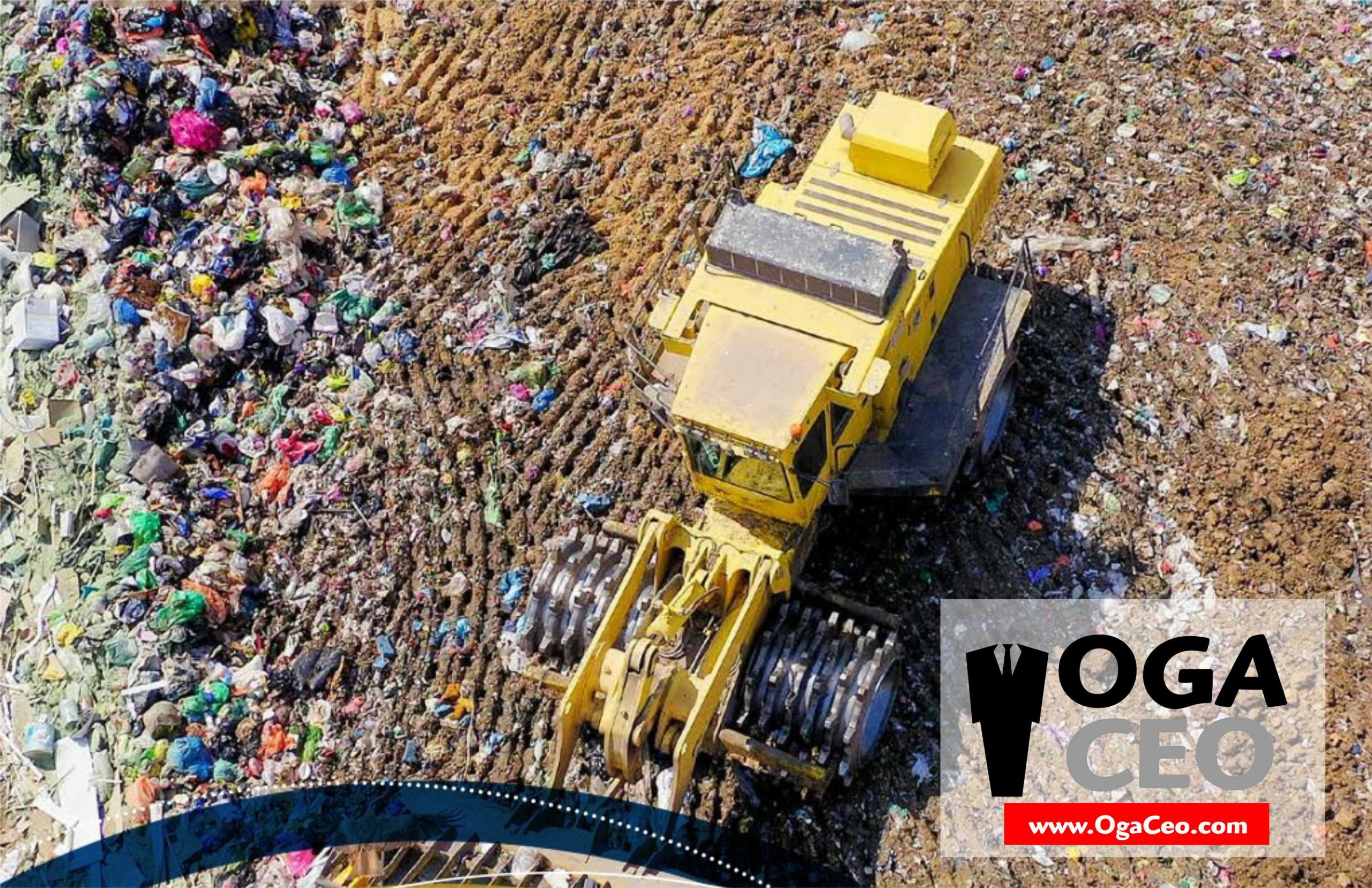 World Bank: The Volume of Waste will Triple by 2050